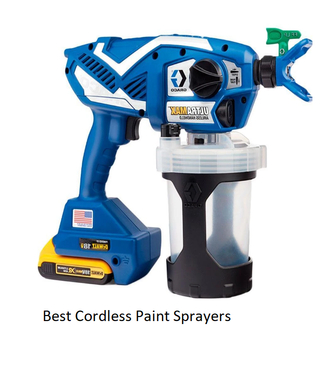 Best Cordless Paint Sprayers Reviews