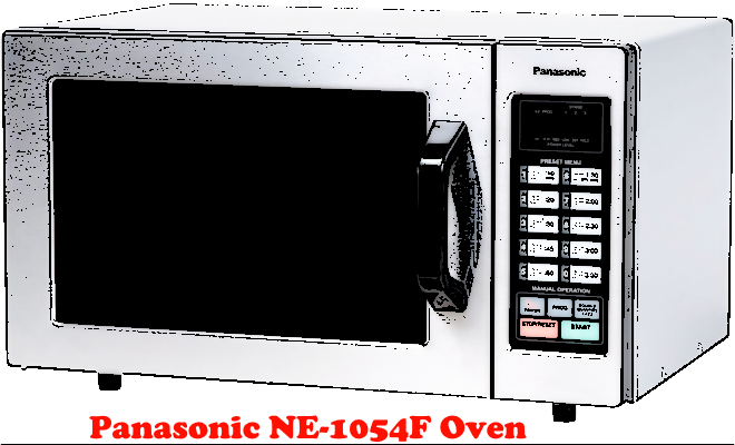 Panasonic NE-1054F Commercial Microwave Oven in 2020