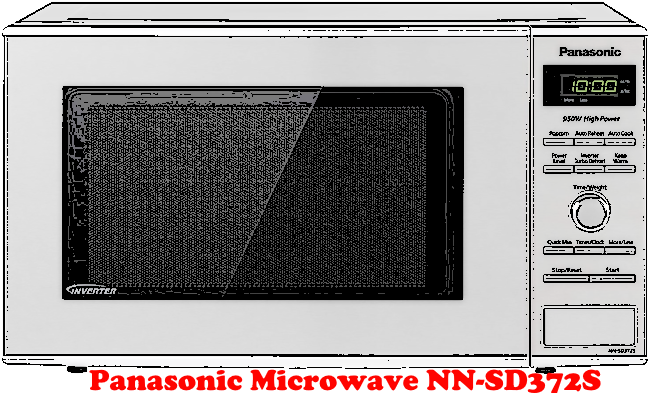 Panasonic Microwave NN-SD372S Review 2020