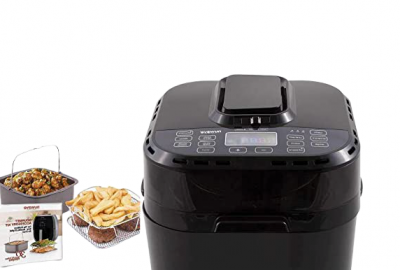 The Best 10-Quart Air Fryers Of 2020 Reviews